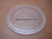 Тарелка (поддон) для СВЧ печи